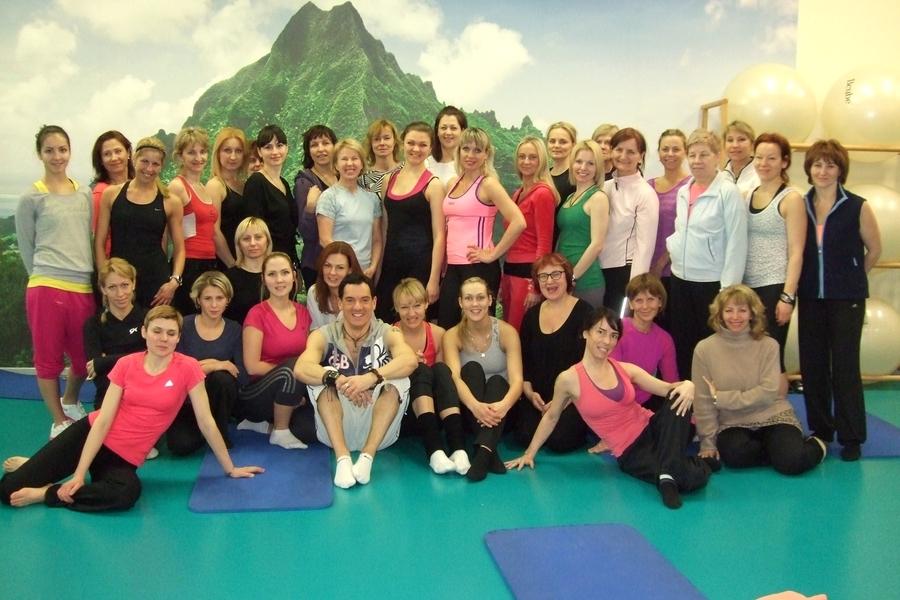 Pilates EVO Education Riga, Latvia