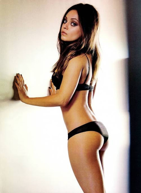 Mila Kunis Pregnancy Pilates