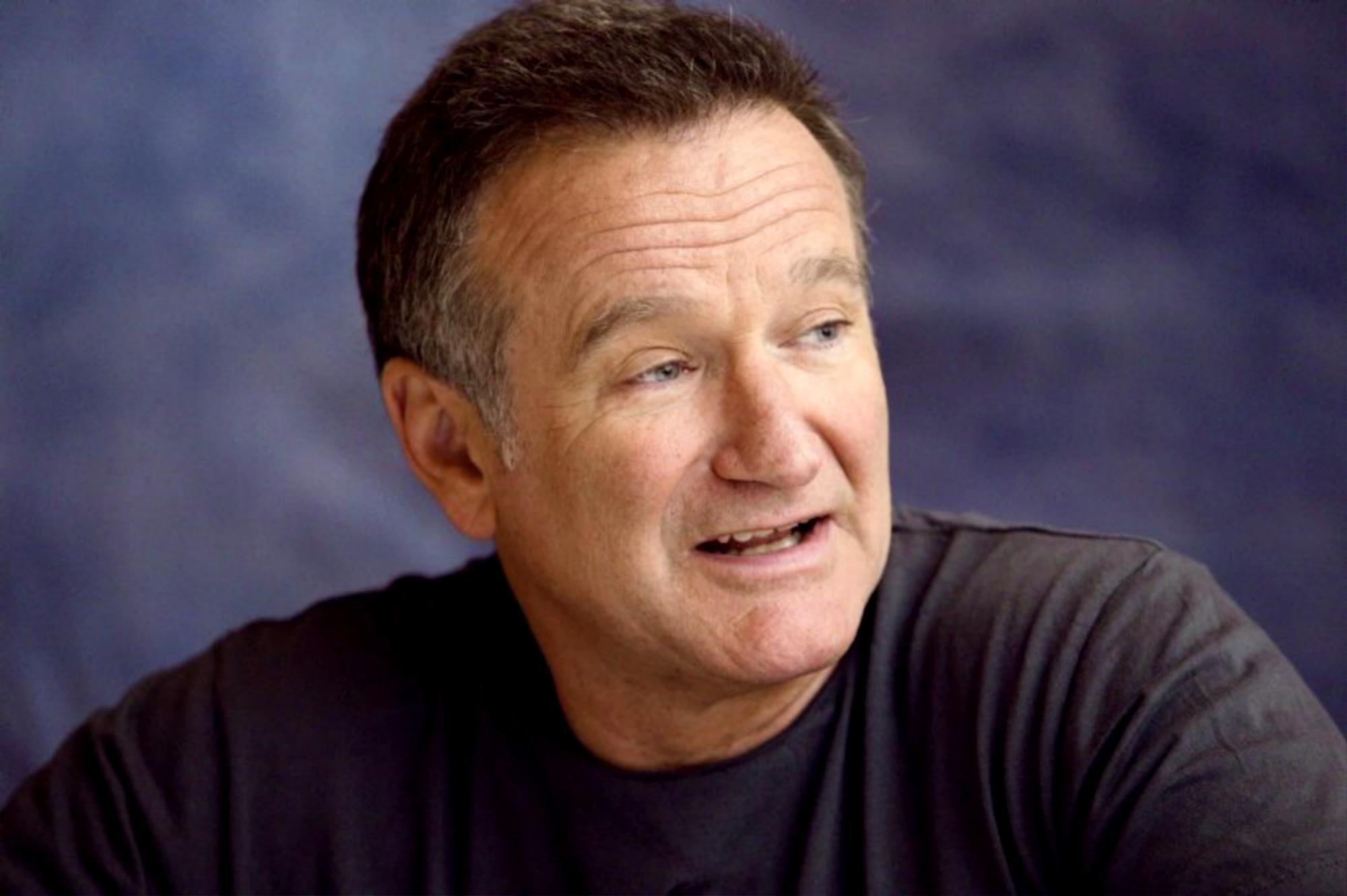 Robin Williams Chris Hunt Pilates