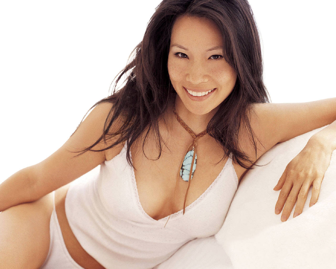 Chris Hunt BLog Lucy Liu Pilates