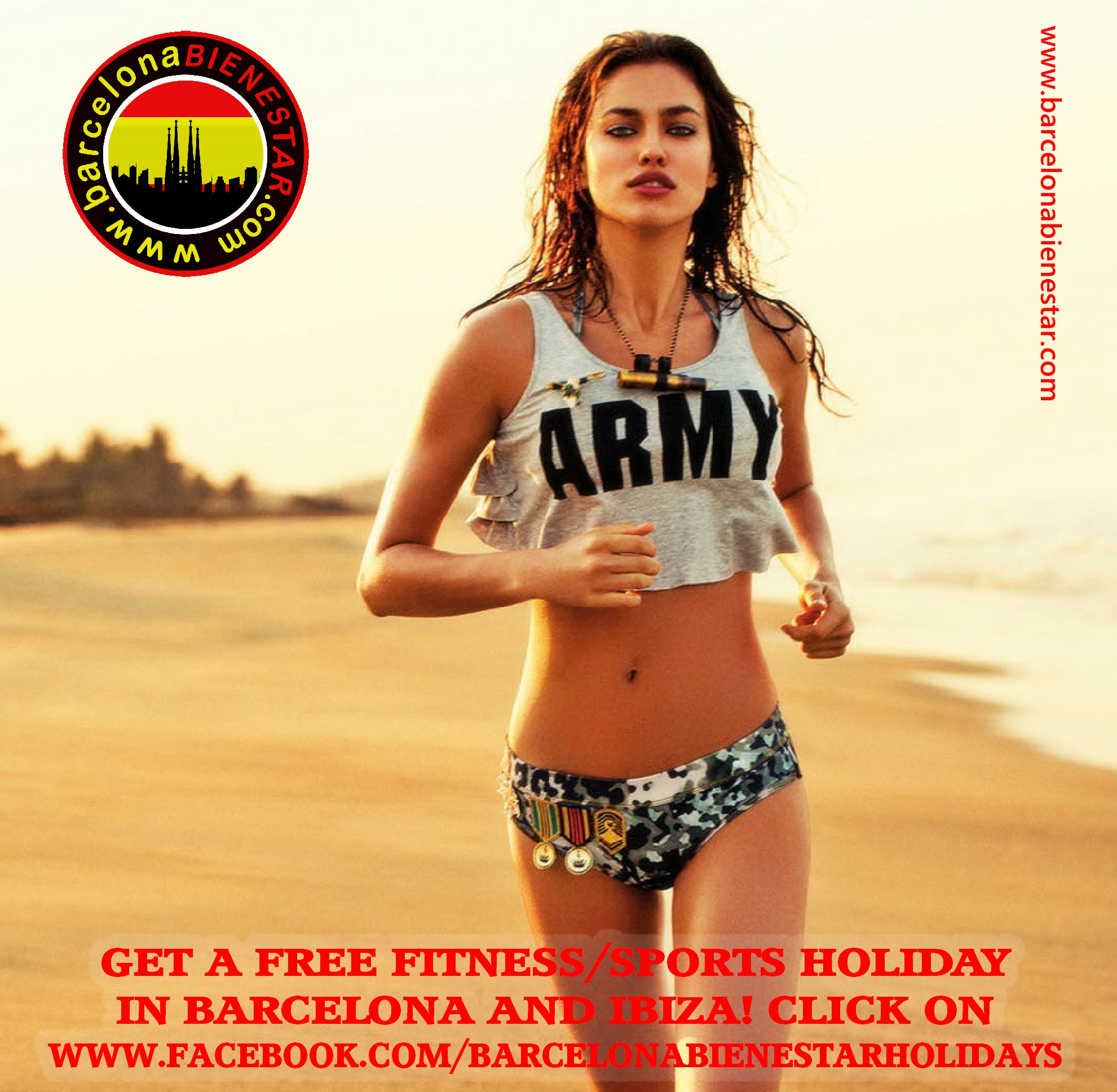 Barcelona Ibiza Free Holiday