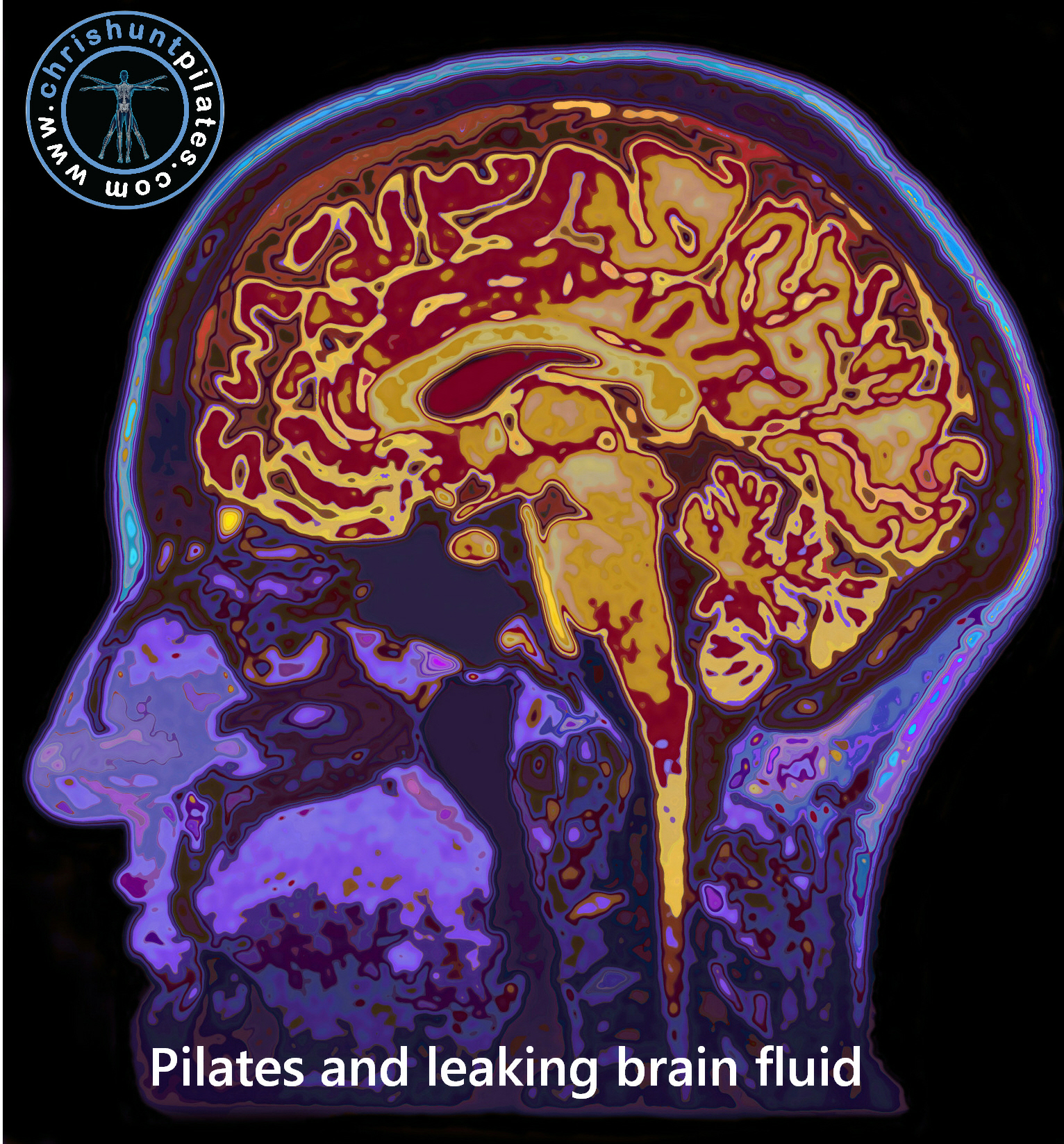 Chris Hunt Pilates Brain Scan