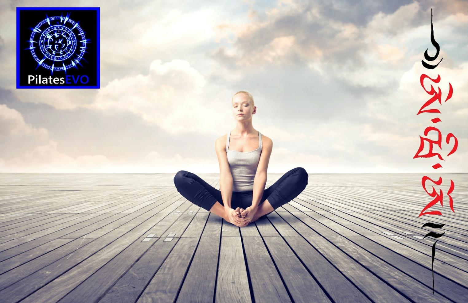 Meditation helps lower back pain