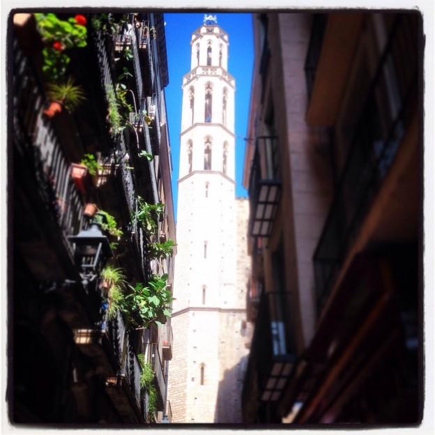Barcelona: A photo opportunity around every corner
